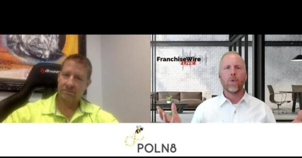 FranchiseWire Live! Episode #6 Featuring Tom Epstein, Founder and CEO of Franchise Payments Network and POLN8