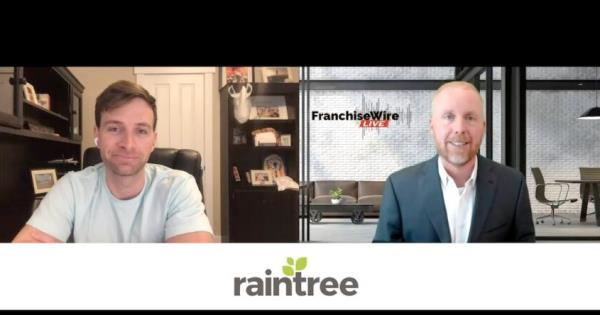 FranchiseWire Live! Episode #5 Featuring Brent Dowling of RainTree