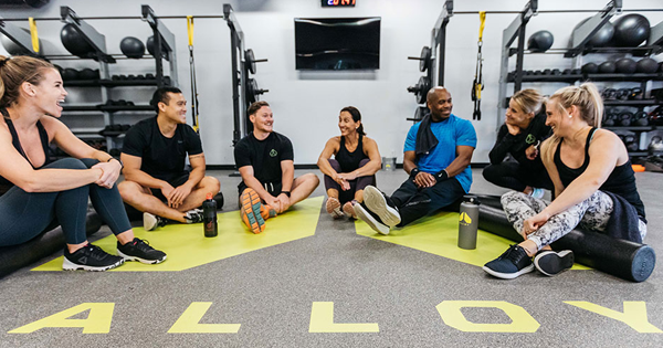 The Alloy Personal Training Franchise Awards Three Territories!