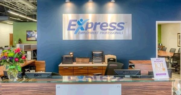 The Express Employment Professionals Franchise Awards Three Units!