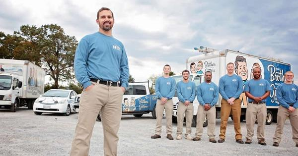 The Brothers That Just Do Gutters Franchise is Awarded Connecticut!