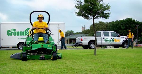 IFPG Vendor Member First Financial Partners With The Grounds Guys Franchise!