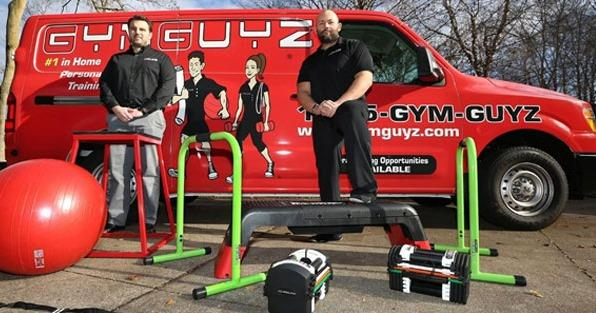 GYMGUYZ Was A Dream Come True For An IFPG Consultant's Candidate!
