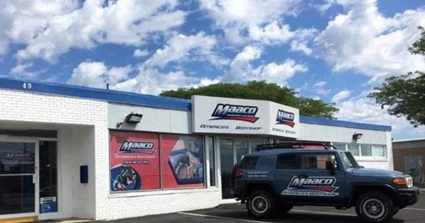 An IFPG Consultant's Candidate is Awarded a Maaco Franchise in Raleigh, NC!