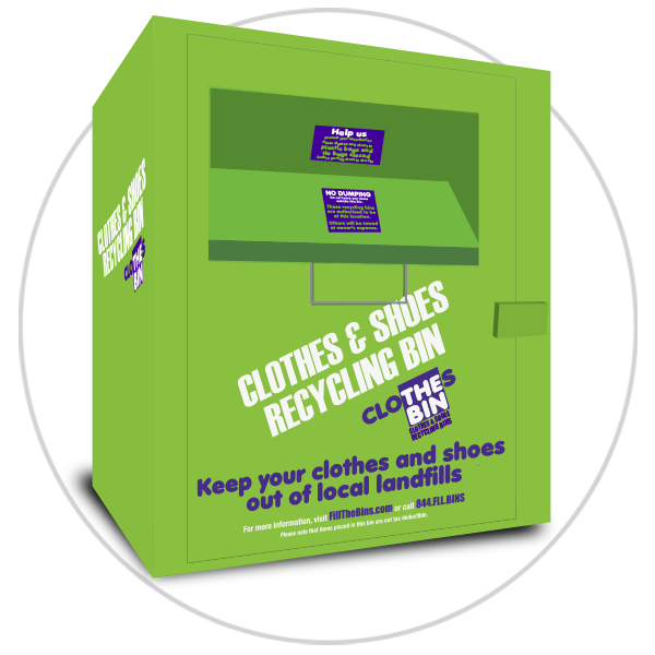 IFPG Member Clothes Bin  Works with an IFPG Consultant to Close a Deal!