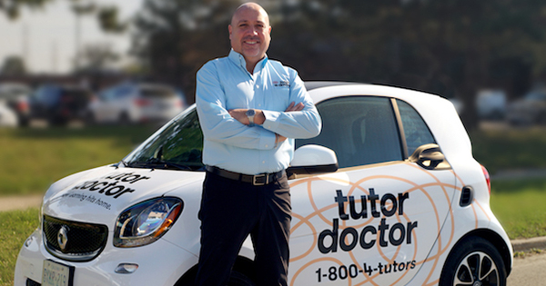 Tutor Doctor Awards a Franchise in TX with the Help of an IFPG Consultant!