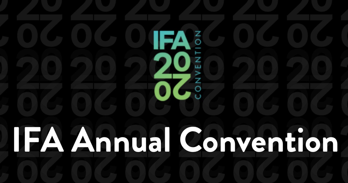 IFPG Founder Don Daszkowski to Host Business Solution Roundtable at IFA 2020 Convention