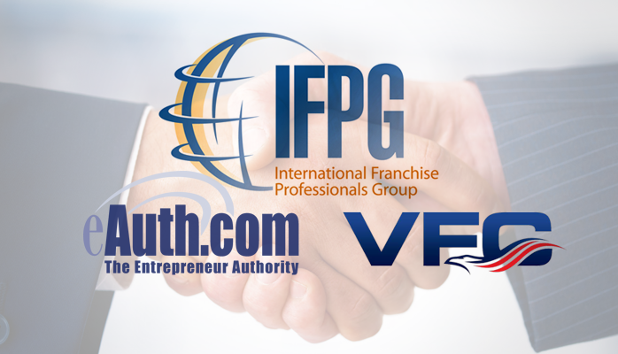 The Entrepreneur Authority and Veteran Franchise Centers Form Alliance with the International Franchise Professionals Group