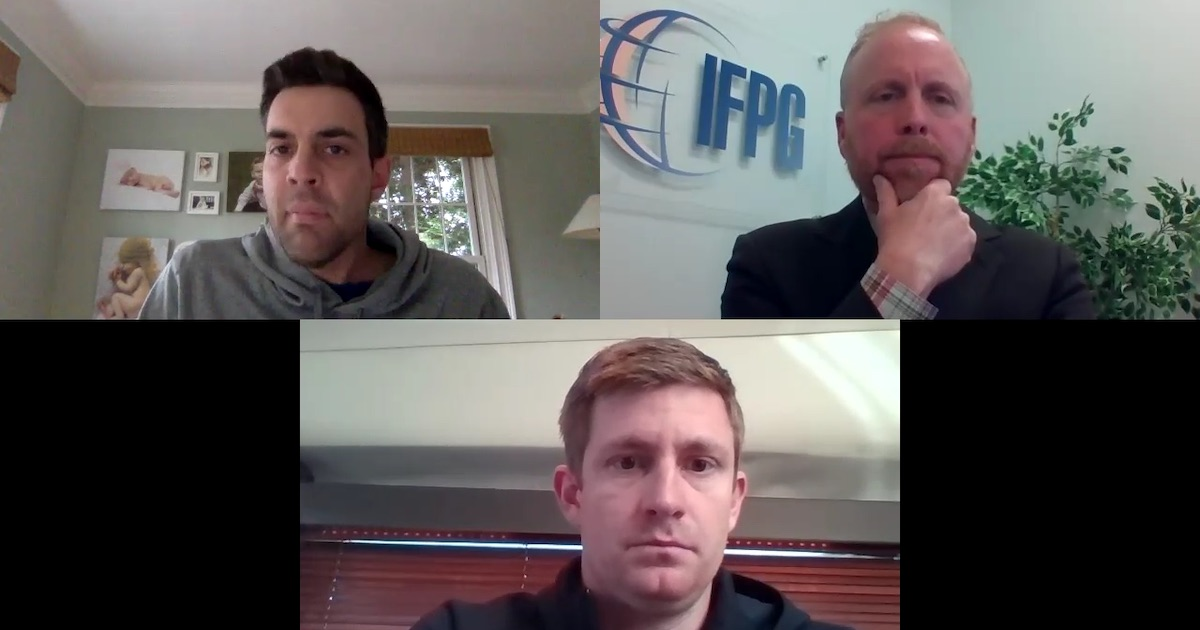 WATCH NOW: COVID-19: Franchise Leaders Respond - Nick Sheehan & Rob Cambruzzi, REPM Group / ISI Elite Fitness