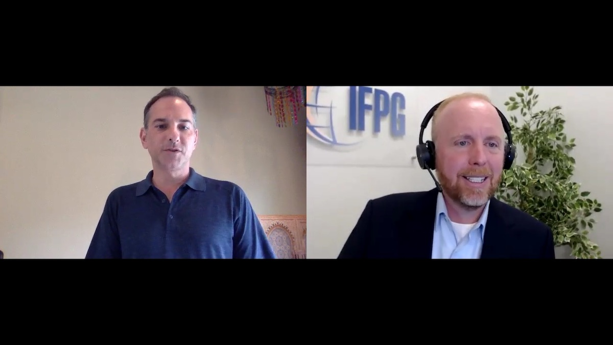 WATCH NOW: COVID-19 — Franchise Leaders Respond - Lorne Fisher, Founder/CEO of Fish Consulting