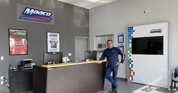 Maaco Brings Another Franchisee into their Family with Help from an IFPG Consultant!