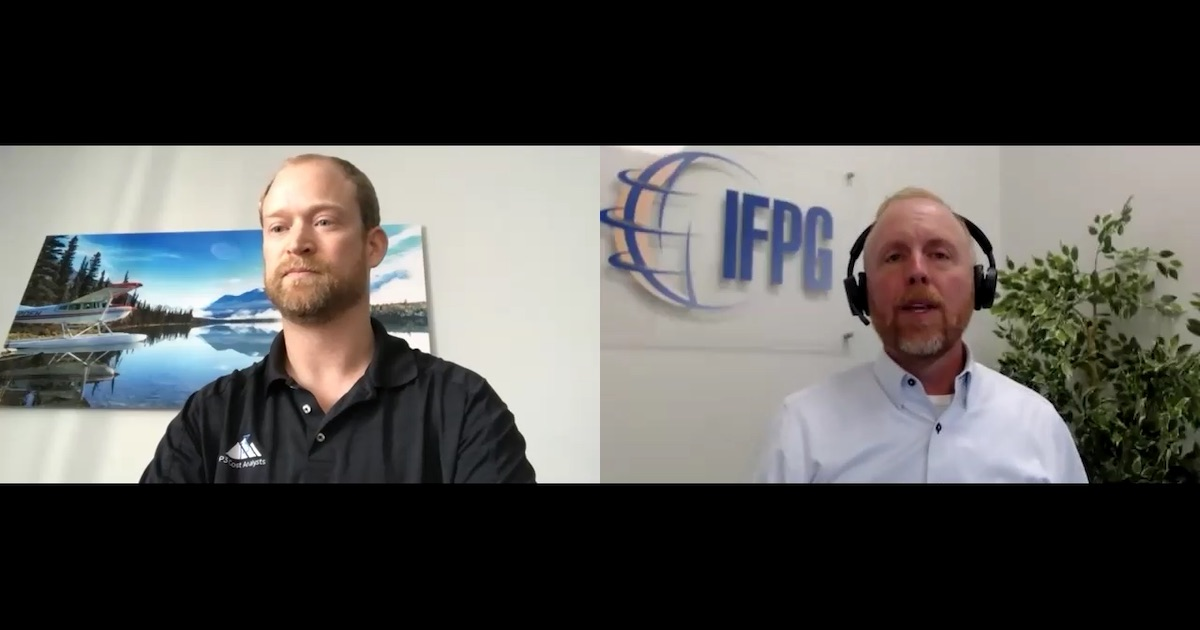 WATCH NOW: COVID-19 — Franchise Leaders Respond - Aaron Stahl, Founder/CEO of P3 Cost Analysts