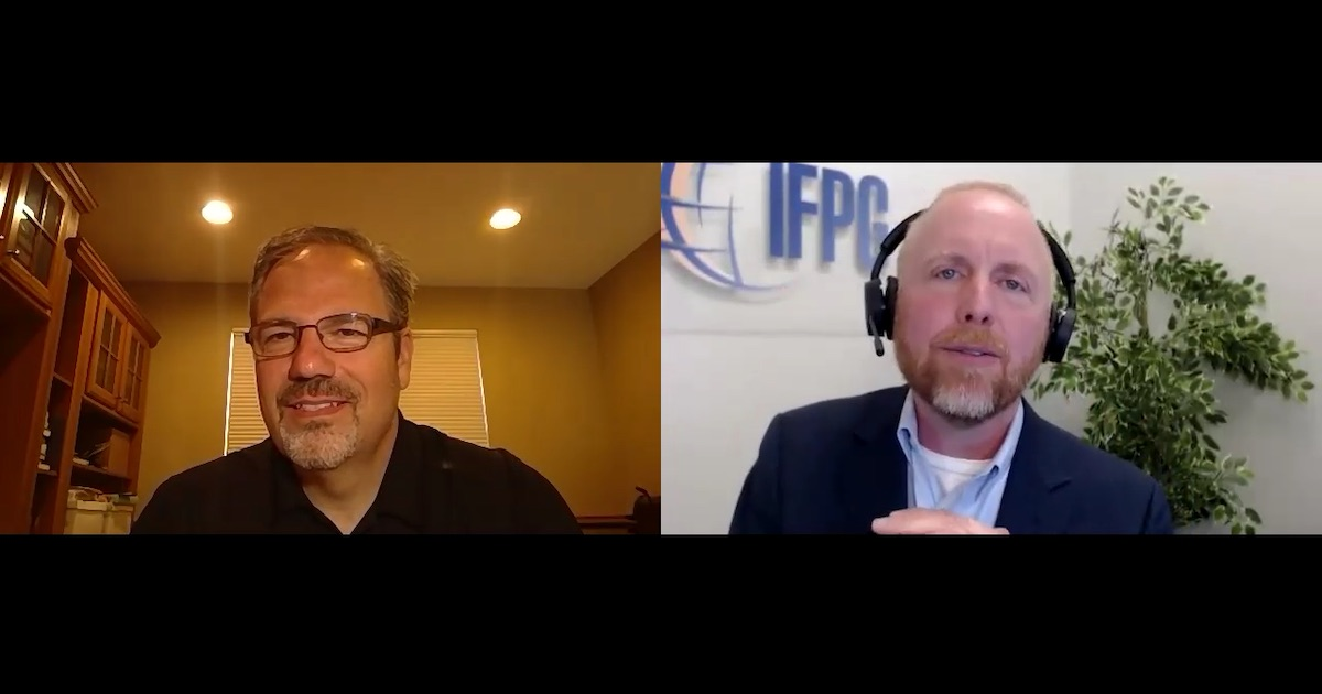 WATCH NOW: COVID-19 — Franchise Leaders Respond - Paul Linenberg, President of Gotcha Covered