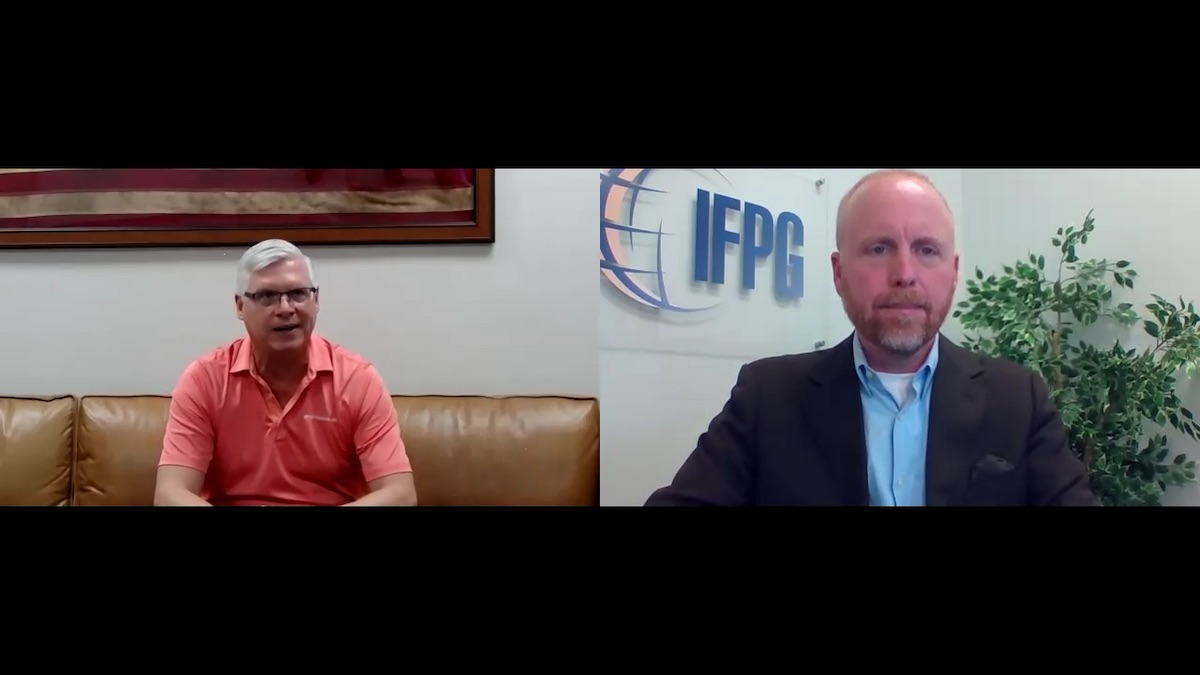 WATCH NOW: COVID 19 — Franchise Leaders Respond   Ray Titus CEO of United Franchise Group
