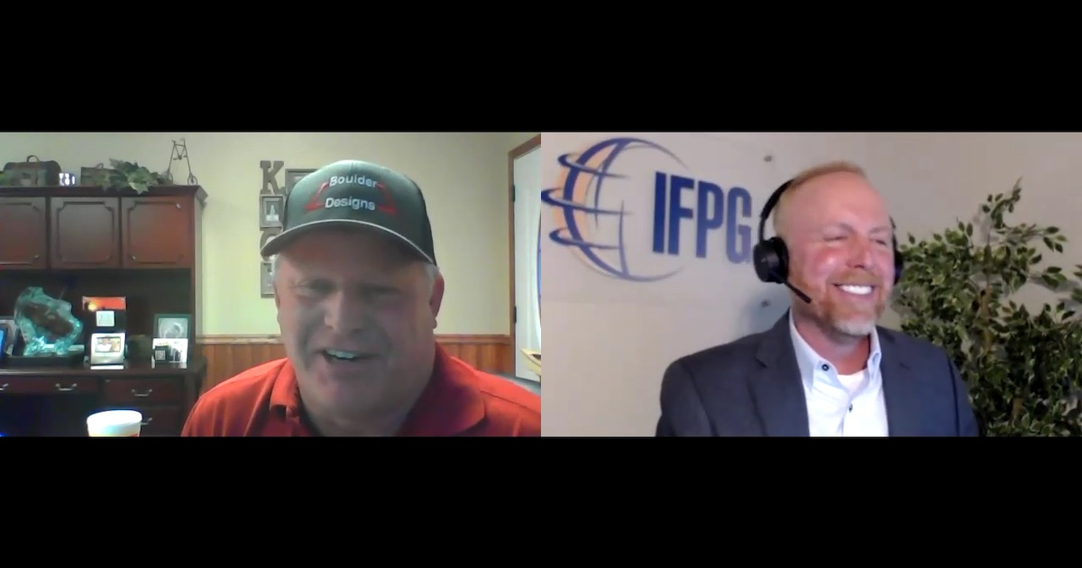 WATCH NOW: COVID-19 — Franchise Leaders Respond - Butch Mogavera, CEO of Boulder Designs