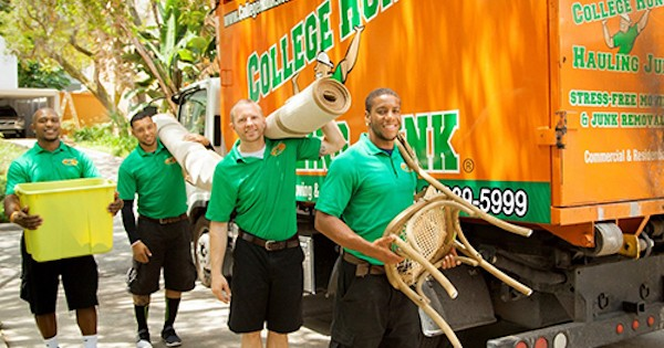 College Hunks Hauling Junk Closes Their Fifth Deal with this IFPG Consultant!
