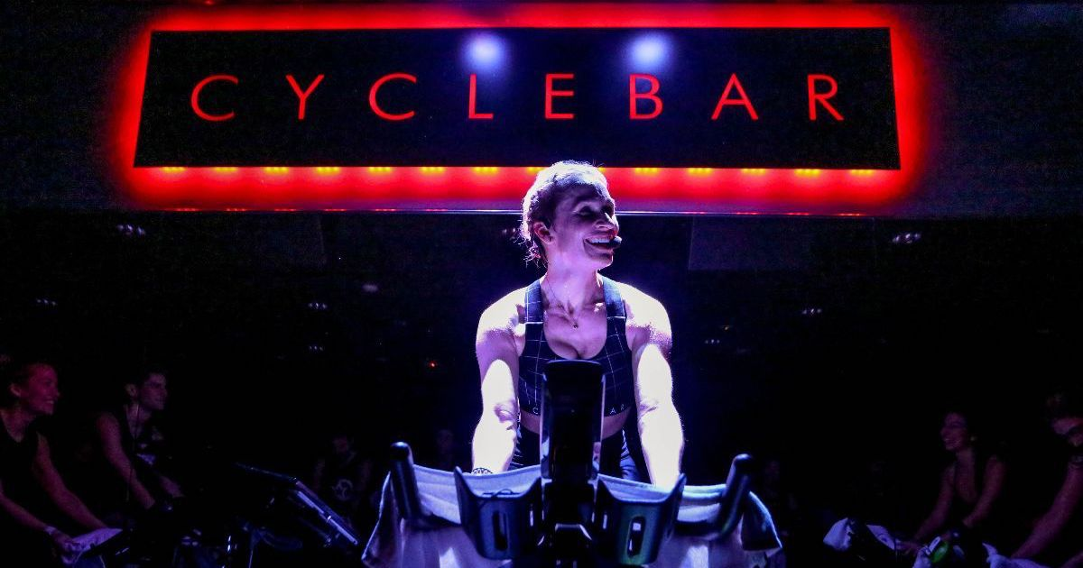 CycleBar Franchise is Putting the