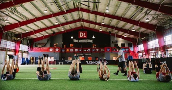 D1 Training Franchise Closes a Deal in Charlotte!
