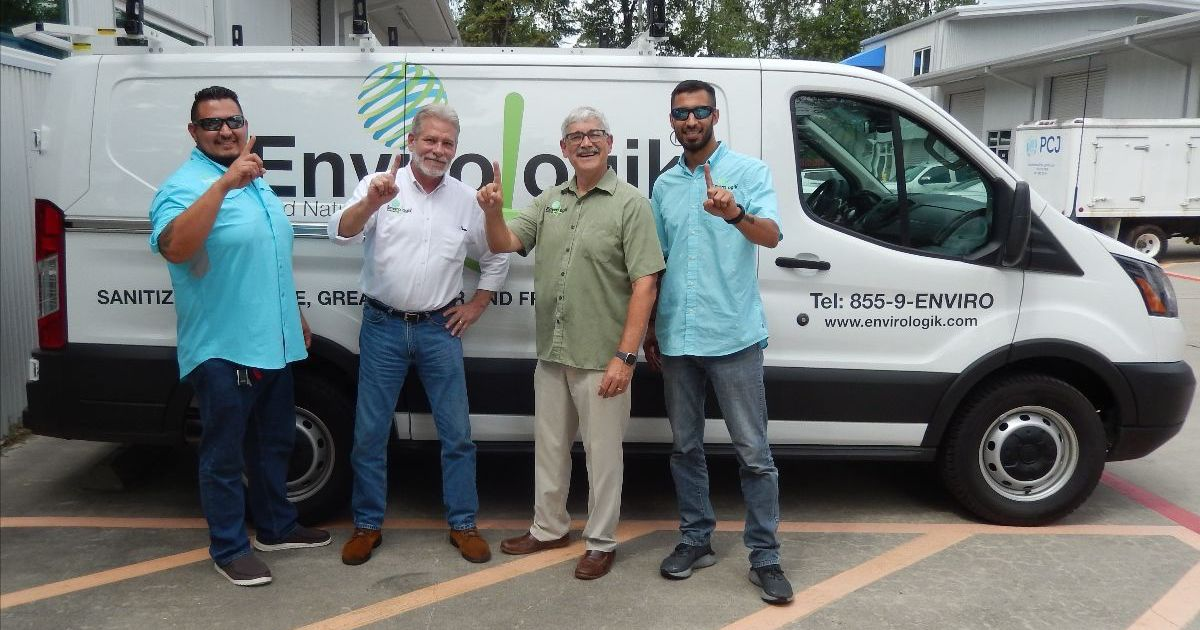 EnviroLogik Comes to Spring (North Houston) Texas with the Help of a Terrific IFPG Consultant!