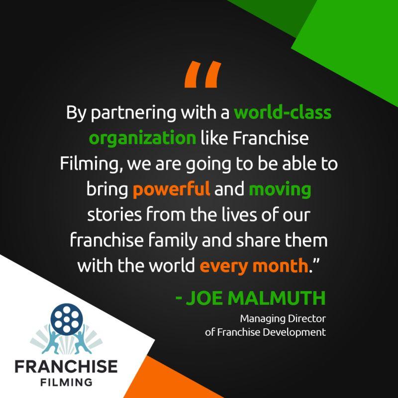 IFPG Vendor Member FranchiseFilming Helps IFPG Elite Member Batteries Plus Highlight Their Success Stories!