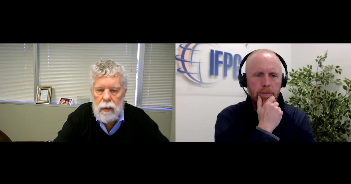 WATCH NOW: COVID-19 — Franchise Leaders Respond - John Hewitt, Founder & CEO Loyalty Brands