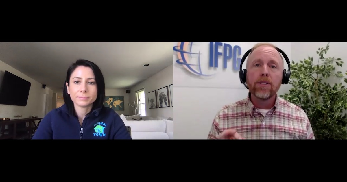 WATCH NOW: COVID-19 — Franchise Leaders Respond - Jackie Bondanza, President of Hounds Town USA