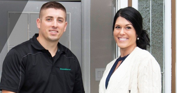 HouseMaster Home Inspection and an IFPG Consultant
