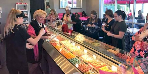 Le Macaron Franchise Has 5 New Locations Awarded in 3 Weeks!!