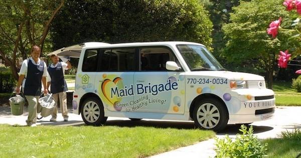 Maid Brigade is