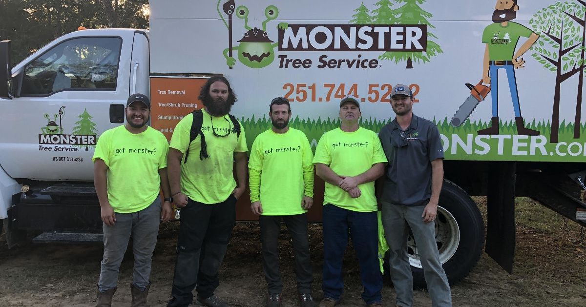Monster Tree Service is Coming to North Hartford, CT with three Territories!