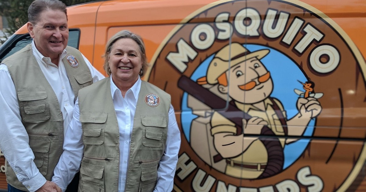 Mosquito Hunters Franchise Closes a Deal in Wisconsin!