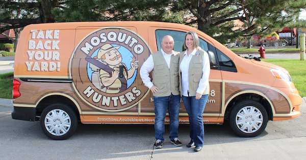 IFPG Member Mosquito Hunters Comes to Washington D.C.