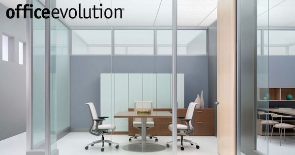 Office Evolution Franchise and an IFPG Consultant