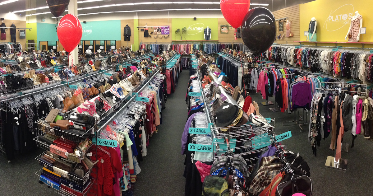 Plato's Closet Continues to be the Leading National Retail Store of its Kind