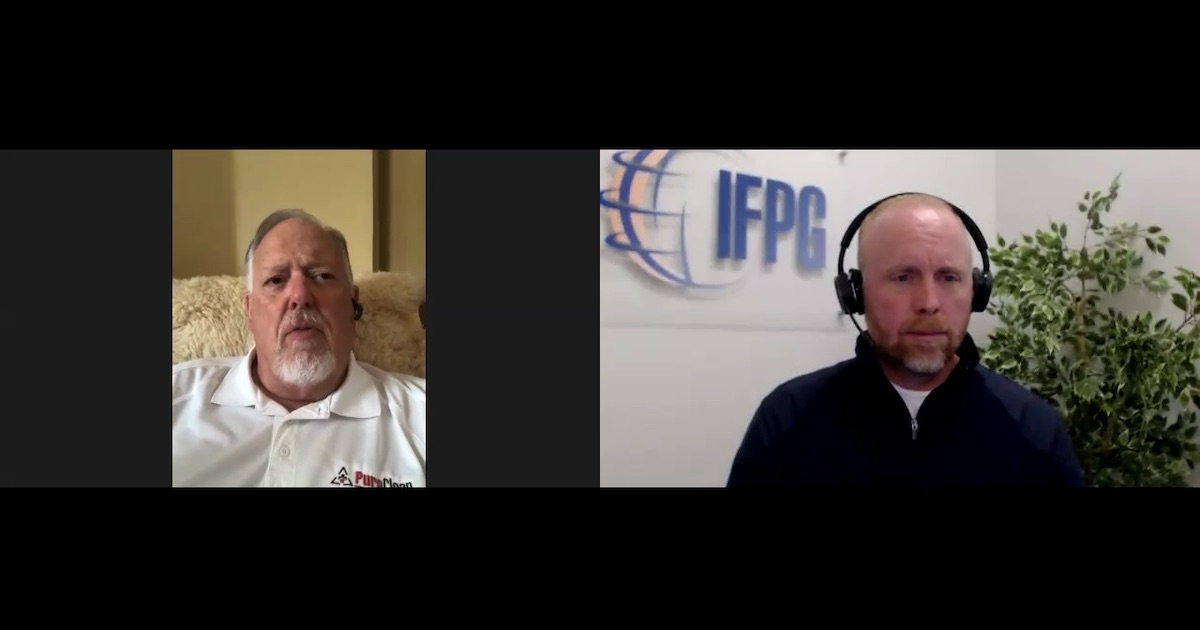WATCH NOW: COVID-19 — Franchise Leaders Respond - Steve White, CEO of PuroClean