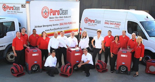 IFPG Member PuroClean Pairs with an IFPG Consultant and Closes A  Deal!