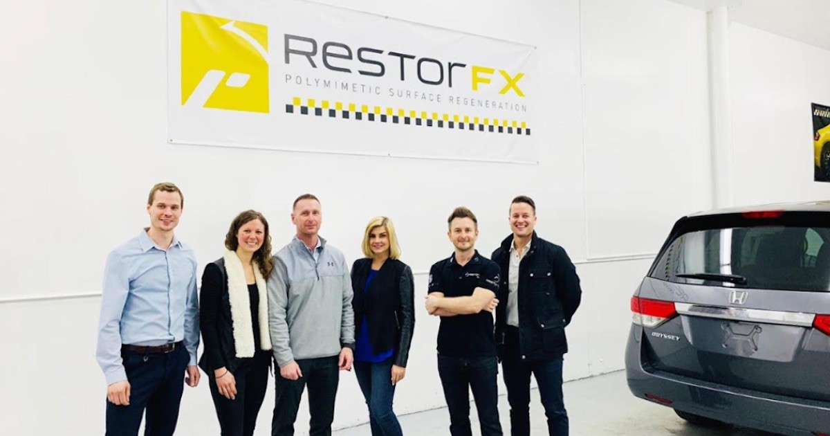 RestorFX Automotive Franchise is Revving Up with Another Closed Deal with an IFPG Consultant!