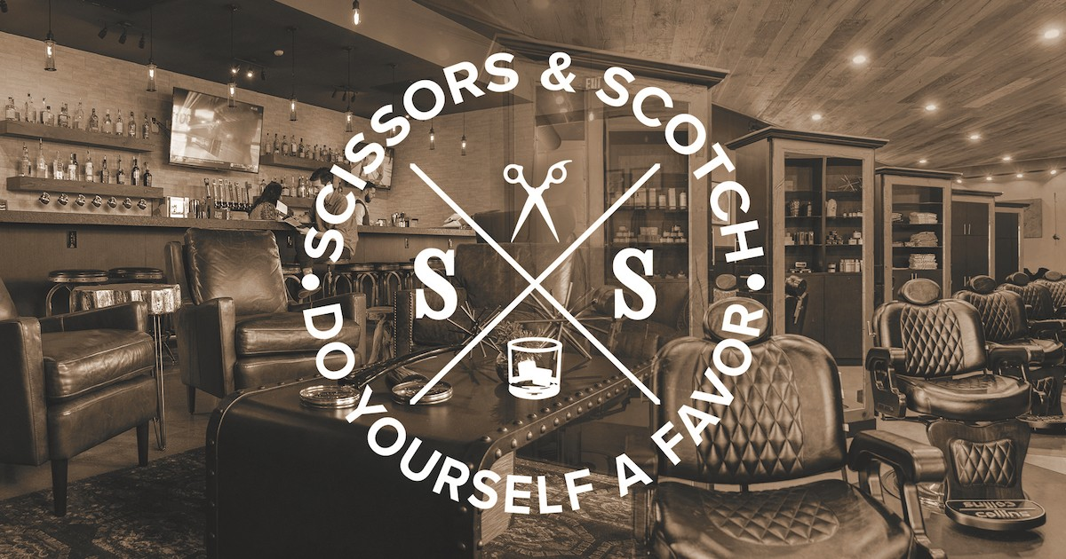 Scissors and Scotch Franchise Is a