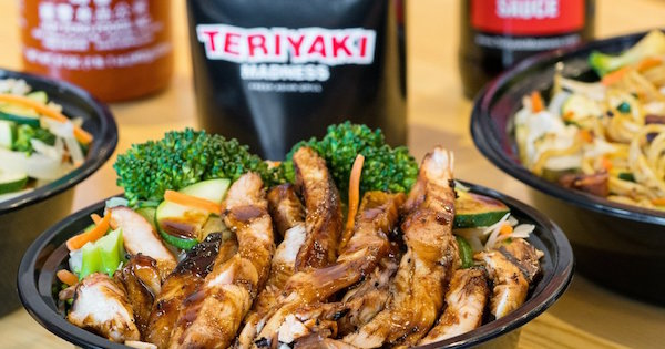 Teriyaki Madness Franchise Brings  the Madness to NC with the Help of an IFPG Consultant!