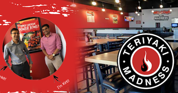 IFPG Member Teriyaki Madness Welcomes New Franchise Owners!