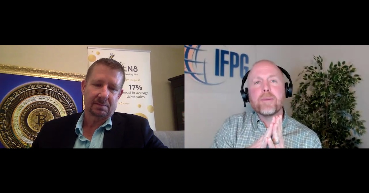 WATCH NOW: COVID-19 — Franchise Leaders Respond - Tom Epstein, Founder/CEO of Franchise Payment Network & POLN8