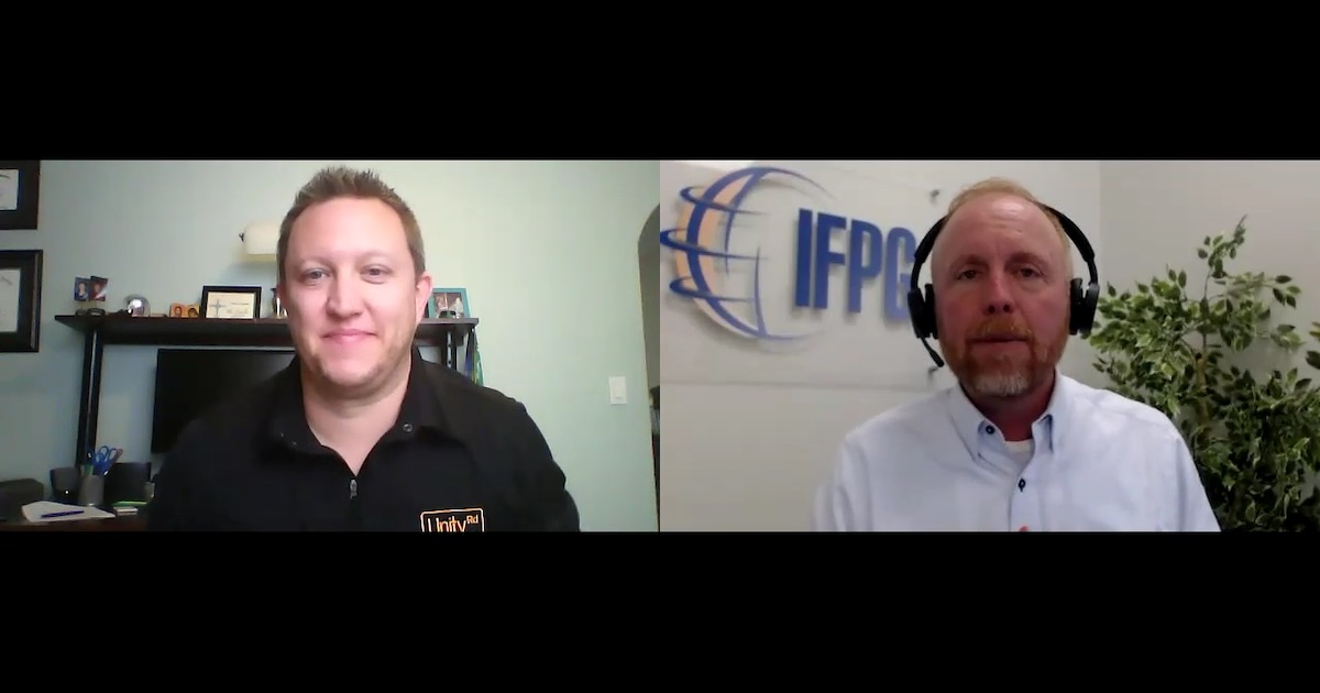 WATCH NOW: COVID-19 — Franchise Leaders Respond - Justin Livingston, VP of Franchise Development, Unity Rd