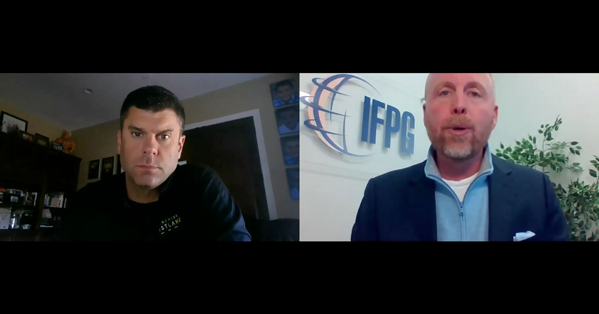 WATCH NOW: COVID-19 — Franchise Leaders Respond - Ryan Zink, CEO of Franchise Fastlane