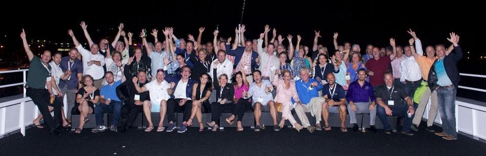 Group of Franchise Consultants at IFPG Retreat