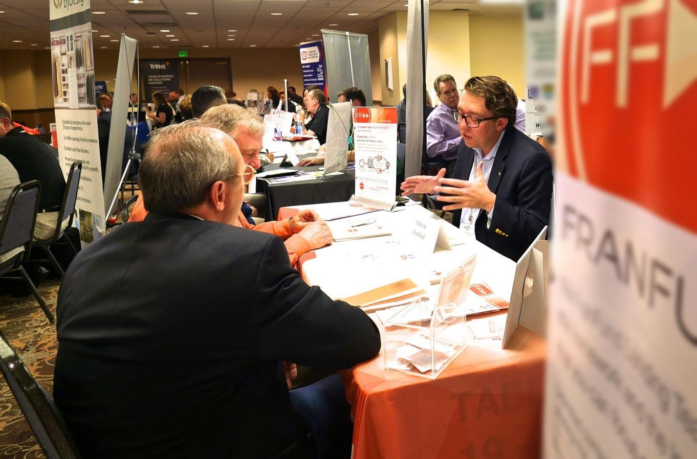 Franchise Consultants and Franchisors Networking
