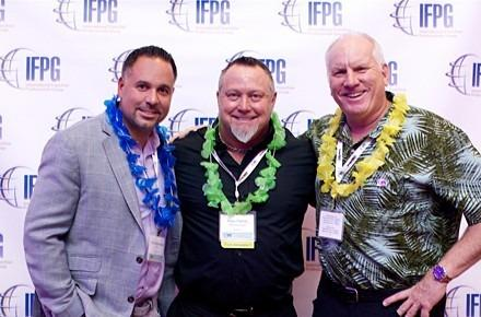Don and Franchise Consultants at IFPG Retreat