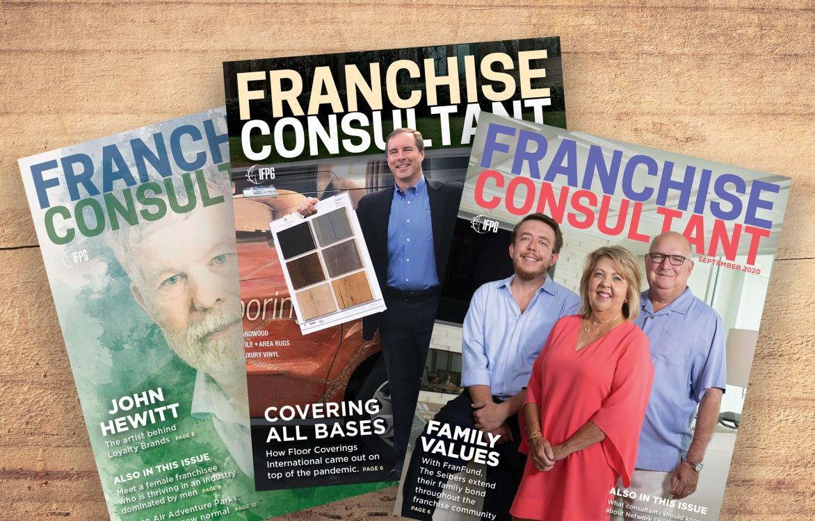 Franchise Consultant Magazine