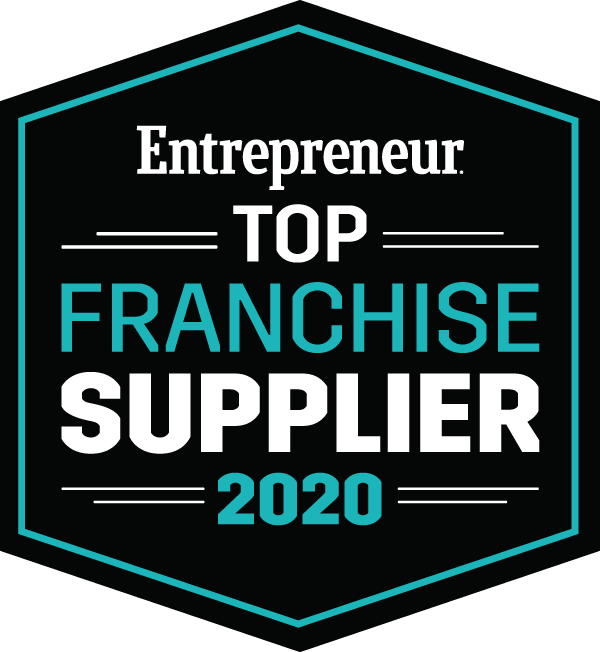 Entrepreneur Top Franchise Supplier 2020