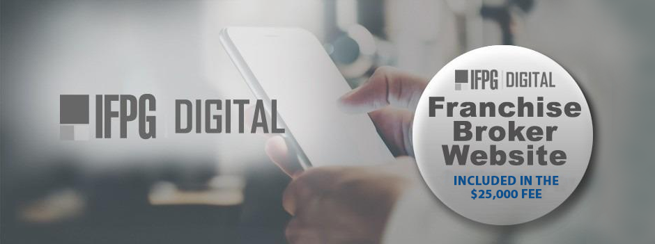 IFPG Digital - Franchise Broker Website