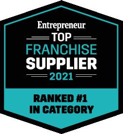 Entrepreneur Top Franchise Supplier 2021